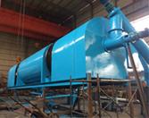 木炭炭化机