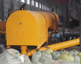 竹子炭化机